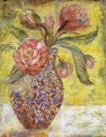 """Flower Song by Carolyn Holman - 24"""" x 30"""""""
