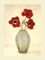 Three Anemones - Special Fine Art Print