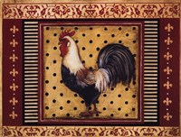 Provence Rooster II Fine Art Print