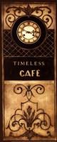 Timeless Cafe Fine Art Print