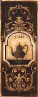 "Tea Time II by Kimberly Poloson - 8"" x 20"", FulcrumGallery.com brand"