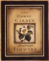 Flower Garden I Mini