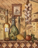 Flavors Of Tuscany IV - Mini Fine Art Print