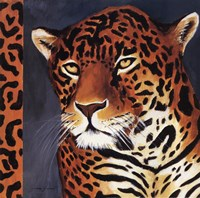 Exotic Jaguar - Mini Fine Art Print