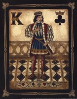 """Harlequin King - Mini by Gregory Gorham - 8"""" x 10"""""""