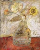 "Flower Sonnet - Mini by Carolyn Holman - 16"" x 20"""