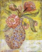 """Flower Song - Mini by Carolyn Holman - 16"""" x 20"""""""