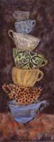 """Sunday Brunch II - Petite by Carolyn Holman - 4"""" x 10"""""""