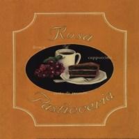 "Rosa Pasticceria - Special by Catherine Jones - 8"" x 8"""