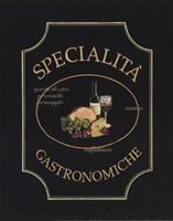 Specialita Gastronomiche