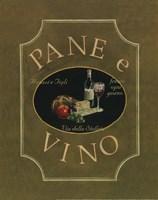 Pane E Vino - Mini Fine Art Print