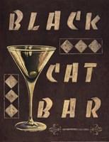 Cocktail Hour III - Mini Framed Print