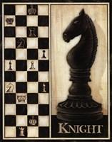 Classic Knight - Mini Fine Art Print
