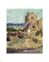 The Old Mill, c.1888 Fine Art Print