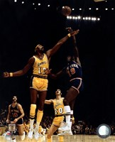 Willis Reed - 1973 Action Fine Art Print