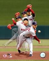 """2007 - Daisuke Matsuzaka - Multi Exposure, 2007 - 8"""" x 10"""""""