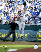 """Kevin Youkilis - 2007 Fielding Action - 8"""" x 10"""""""