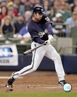 "J.J. Hardy - 2007 Batting Action - 8"" x 10"""