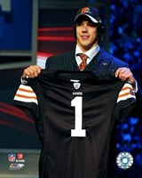 Brady Quinn - 2007 NFL Draft Day Fine Art Print