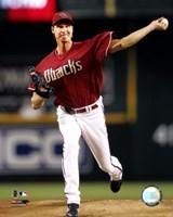 "Randy Johnson - 2007 Pitching Action - 8"" x 10"""