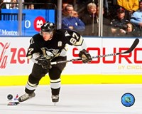 Sidney Crosby - '06 / '07 Home Action Fine Art Print
