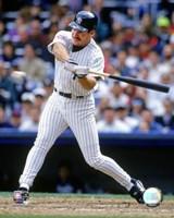 "Wade Boggs - 1997 Batting Action (Yankees) - 8"" x 10"""