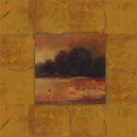"Amber Lake II by Norman Wyatt Jr. - 18"" x 18"""