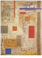 Terra Musica I Framed Print