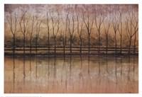 Reflective Waters Fine Art Print