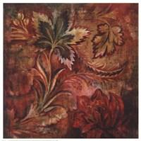 Seraphic Floral Fine Art Print