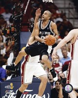 Tony Parker - 2007 Finals / Game 4 (#14) Fine Art Print