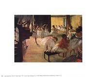 "10"" x 8"" Edgar Degas Prints"