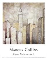 Urban Monograph II Fine Art Print