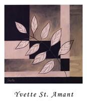 "Frozen Impression I by Yvette St. Amant - 10"" x 12"""