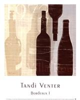 """Bordeaux I by Tandi Venter - 10"""" x 12"""""""