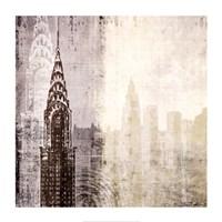 """Edifice I by Tandi Venter - 28"""" x 28"""""""