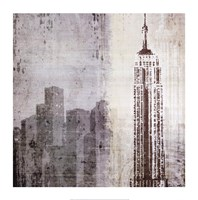 Edifice II Fine Art Print