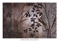 Silver Whispers I Fine Art Print