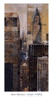 "21"" x 40"" Skyscrapers"
