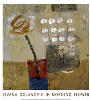 Morning Flower Fine Art Print
