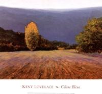 Coline Bleue Fine Art Print