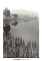 "Lakeside Mist by Monte Nagler - 28"" x 39"", FulcrumGallery.com brand"