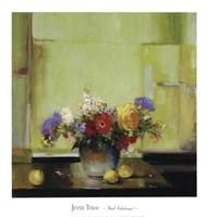 Floral Kaleidoscope I Fine Art Print