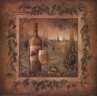 Villa Tuscan Fine Art Print