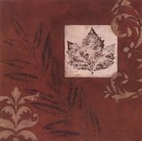 More Touches of Autumn II Fine Art Print