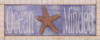 "Ocean Minded by Kim Klassen - 20"" x 8"", FulcrumGallery.com brand"