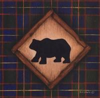 "Bear by Kim Lewis - 8"" x 8"""