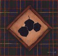 "Acorns by Kim Lewis - 8"" x 8"""