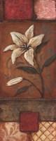 """Belle Fluer II by Jo Moulton - 8"""" x 20"""""""
