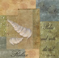 """Under the Sea SpaRelax by Grace Pullen - 9"""" x 9"""""""